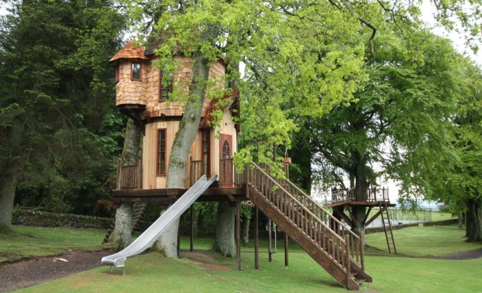 Fairytale Tree House (4)