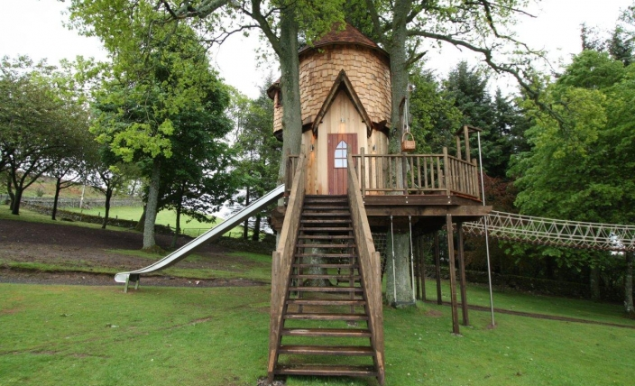 Fairytale Tree House (5)