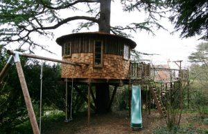 Secret Garden Tree House 1