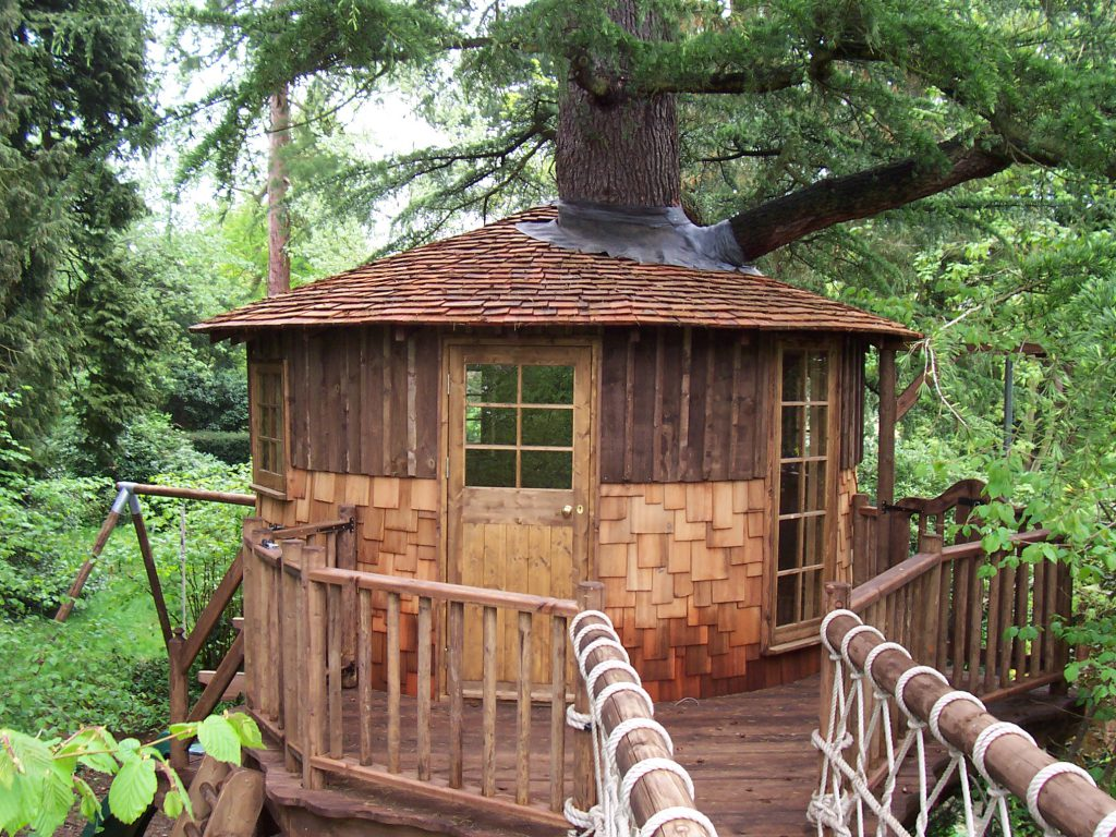 Secret Garden Tree House 3
