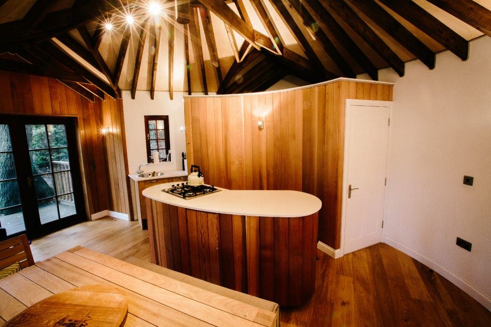 Exceptionnel Tree House Kitchen