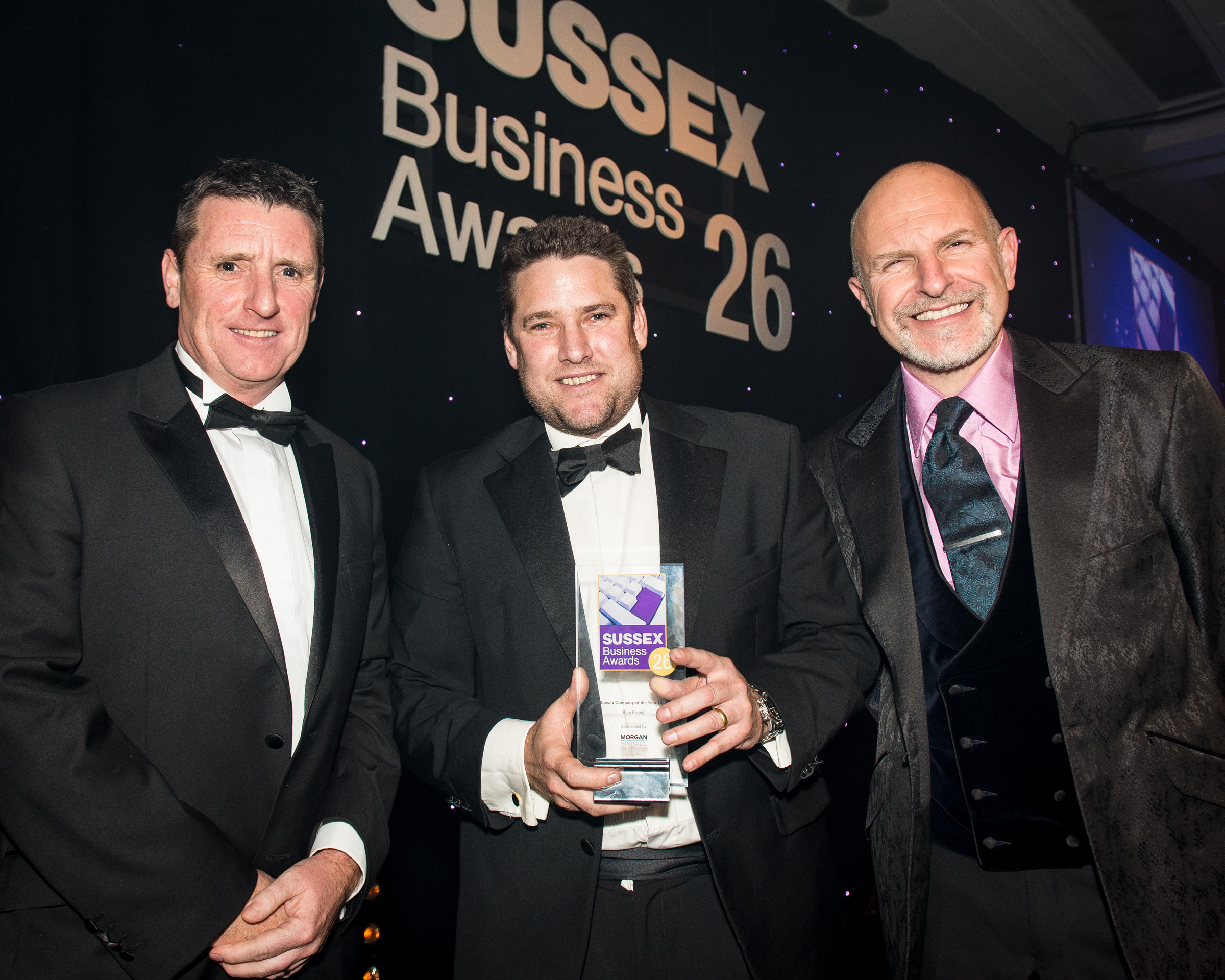 Wednesday 10th December 2014 Sussex Business Awards 2014, The Grand, Brighton, East Sussex, UK
