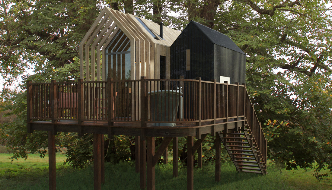 Thompson Hall Glamping Nook