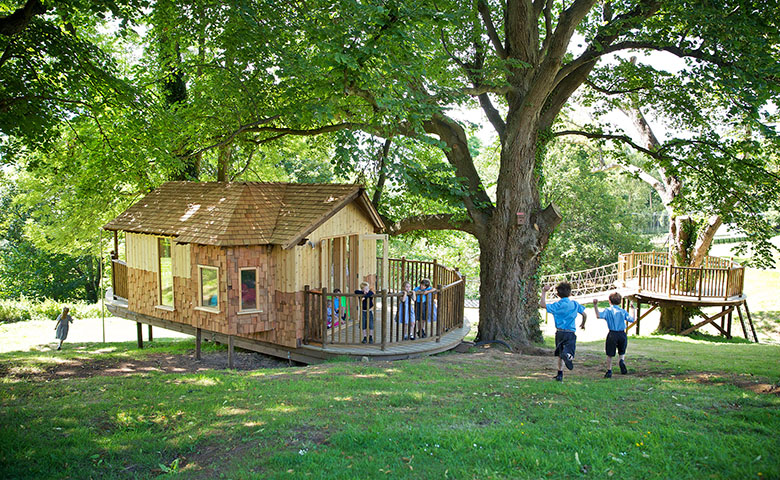 Hazelwood School Treehouse