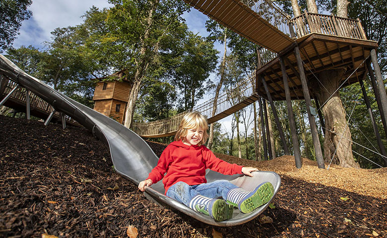 Montalto Estate Play Trail Treehouse