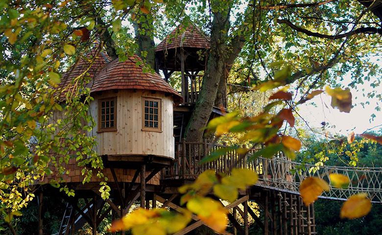 Timbertop Hangout Treehouse