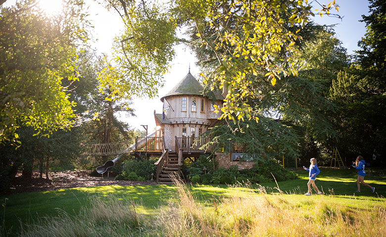 Escape to Narnia Treehouse