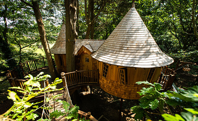 Bluebell Sparkle Treehouse